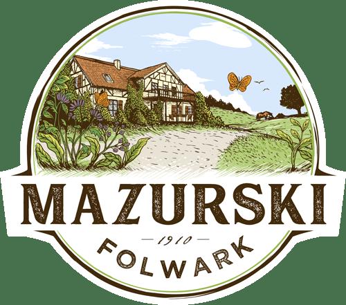 Mazurski Folwark Logo